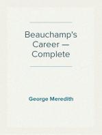 Beauchamp's Career — Complete