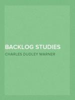 Backlog Studies