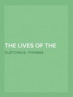 The Lives of the Twelve Caesars, Volume 03