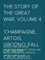 The Story of the Great War, Volume 4
