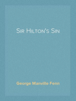 Sir Hilton's Sin