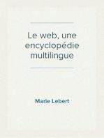 Le web, une encyclopédie multilingue