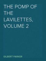 The Pomp of the Lavilettes, Volume 2