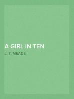 A Girl in Ten Thousand