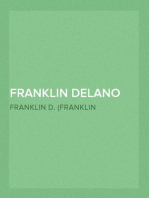 Franklin Delano Roosevelt's First Inaugural Address