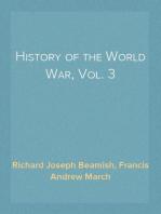 History of the World War, Vol. 3