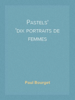 Pastels dix portraits de femmes