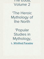 The Edda, Volume 2