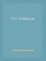 Pax Vobiscum