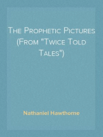 "The Prophetic Pictures (From ""Twice Told Tales"")"