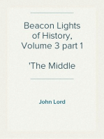Beacon Lights of History, Volume 3 part 1