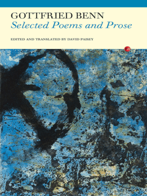 Selected Poems And Prose By Gottfried Benn Book Read Online