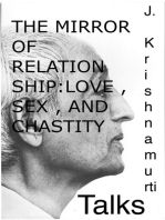 The Mirror of Relationship , Love , Sex , and Chastity
