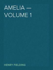 Amelia — Volume 1