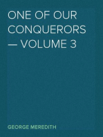 One of Our Conquerors — Volume 3