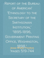 Archeological Expedition to Arizona in 1895 Seventeenth Annual Report of the Bureau of American Ethnology to the Secretary of the Smithsonian Institution, 1895-1896, Government Printing Office, Washington, 1898, pages 519-744