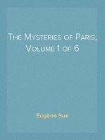The Mysteries of Paris, Volume 1 of 6