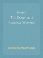 Steel The Diary of a Furnace Worker