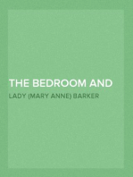 The Bedroom and Boudoir