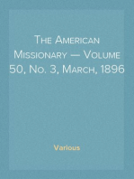 The American Missionary — Volume 50, No. 3, March, 1896