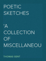 Poetic Sketches