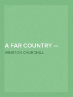 A Far Country — Volume 3