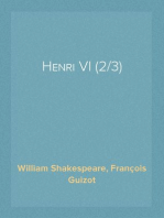 Henri VI (2/3)