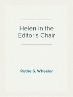 Helen in the Editor's Chair