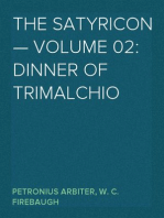 The Satyricon — Volume 02
