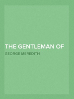 The Gentleman of Fifty and The Damsel of Nineteen (An early uncompleted fragment)