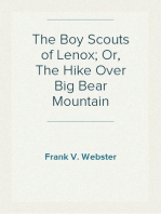 The Boy Scouts of Lenox; Or, The Hike Over Big Bear Mountain