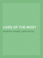 Lives of the Most Eminent Painters Sculptors and Architects Vol. 05 ( of 10) Andrea da Fiesole to Lorenzo Lotto