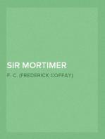 Sir Mortimer A Novel