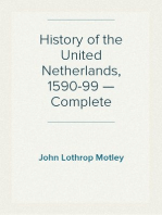 History of the United Netherlands, 1590-99 — Complete