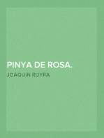 Pinya de Rosa. Volume 1, Books 1-3