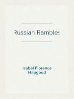 Russian Rambles