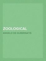 Zoological Mythology, Volume I (of 2) or The Legends of Animals