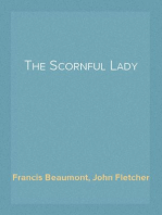 The Scornful Lady