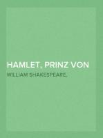 Hamlet, Prinz von Dännemark