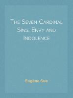The Seven Cardinal Sins