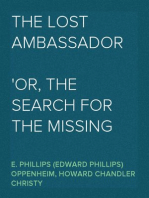 The Lost Ambassador Or, The Search For The Missing Delora