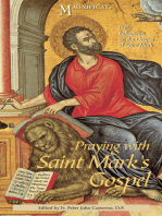 Praying with Saint Mark's Gospel