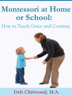 Montessori at Home or School