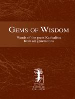 Gems of Wisdom