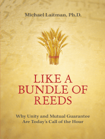 Like a Bundle of Reeds: Why Unity and Mutual Guarantee Are Today's Call of the Hour