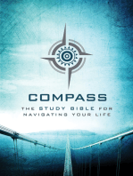 The Voice, Compass Bible, eBook: The Study Bible for Navigating Your Life
