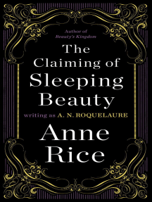 Read The Claiming Of Sleeping Beauty Online By A N Roquelaure And Anne Rice Books
