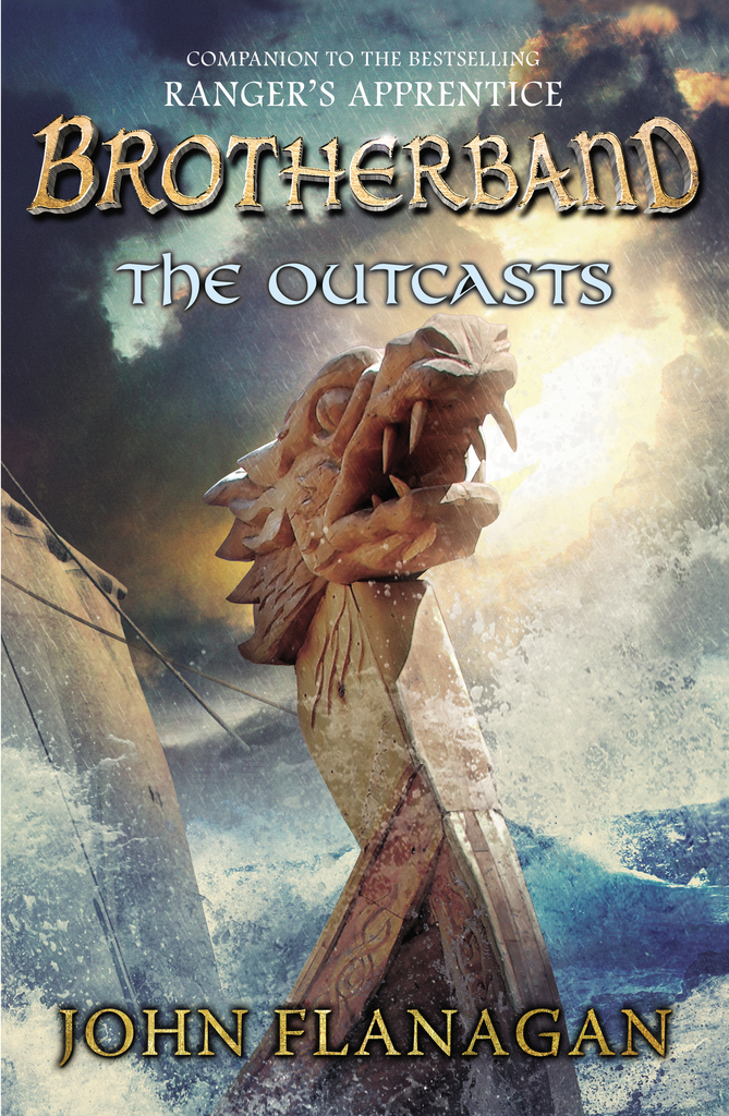 Outcast (B&N Exclusive Edition) (Prequel to the Summoner Trilogy)