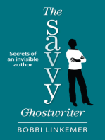 The Savvy Ghostwriter