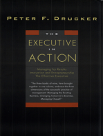 The Executive in Action